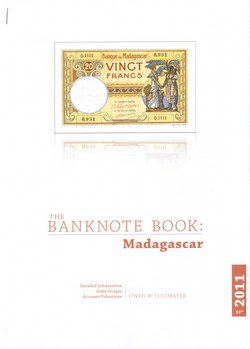 The Banknote Book: Madagascar