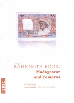 The Banknote Book: Madagascar and Comoros