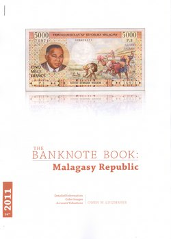 The Banknote Book: Malagasy Republic