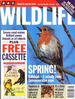 BBC Wildlife: May 1994, Volume 12, Number 5