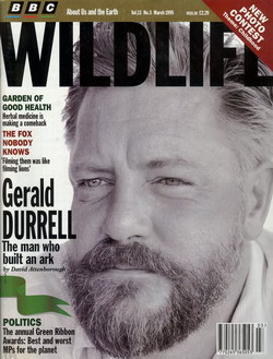 BBC Wildlife: March 1995, Volume 13, Number 3
