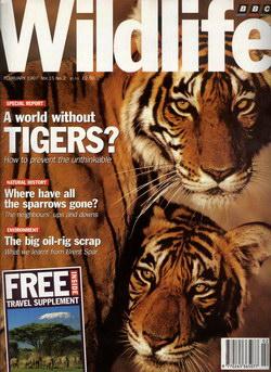 BBC Wildlife: February 1997, Volume 15, Number 2