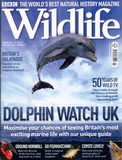 BBC Wildlife: Summer 2007, Volume 25, Number 9