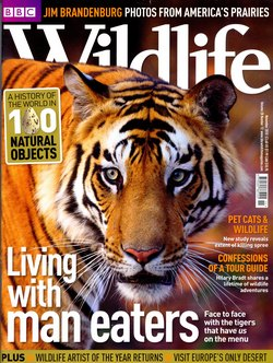 BBC Wildlife: November 2010, Volume 28, Number 12