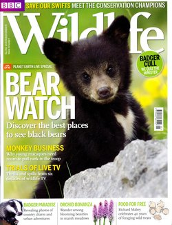 BBC Wildlife: May 2012, Volume 30, Number 5