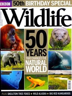 BBC Wildlife: January 2013, Volume 31, Number 1