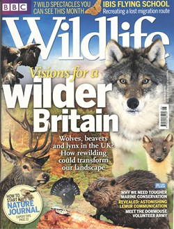 BBC Wildlife: August 2014, Volume 32, Number 9