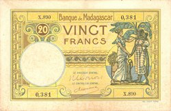 Vingt Francs