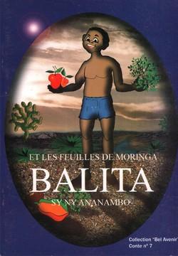 Balita et les feuilles de moringa / Balita sy ny ananambo: Conte No. 7