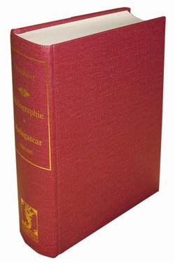Bibliographie de Madagascar: 1500-1905