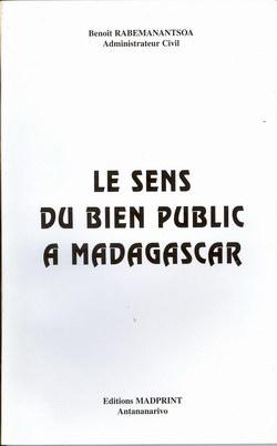 Le Sens du Bien Public à Madagascar
