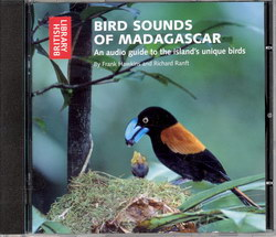 Bird Sounds of Madagascar: An audio guide to the island's unique birds