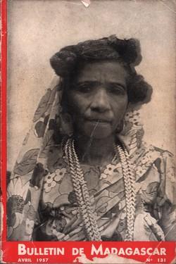 Bulletin de Madagascar: No. 131: Avril 1957