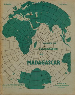Cahier de Cartographie de Madagascar