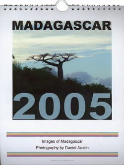 Madagascar 2005 Calendar: Images of Madagascar: Photography by Daniel Austin