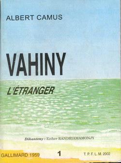 Vahiny: L'étranger: 1