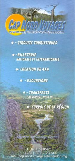 Cap Nord Voyages