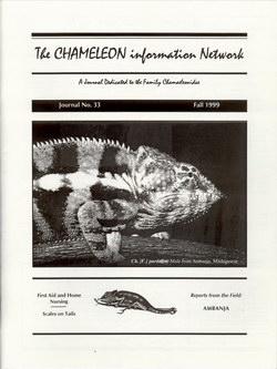 Chameleon Information Network Journal: No. 33, Fall 1999
