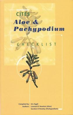 CITES Aloe and Pachypodium Checklist