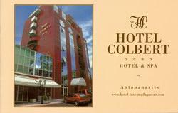 Hôtel Colbert: Hôtel & Spa: Antananarivo