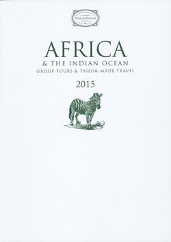 Africa & the Indian Ocean 2015: Group tours and tailor-made travel