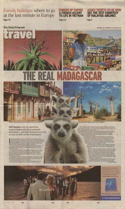 The Real Madagascar