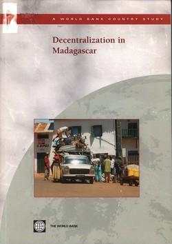Decentralization in Madagascar