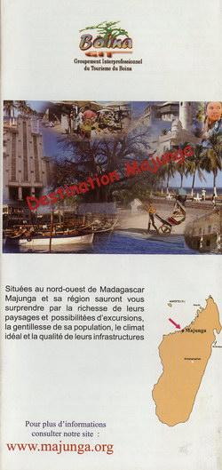Destination Majunga