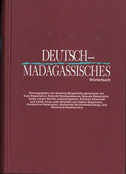 Deutsch-Madagassisches Wörterbuch