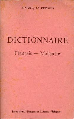 Dictionnaire Français - Malgache