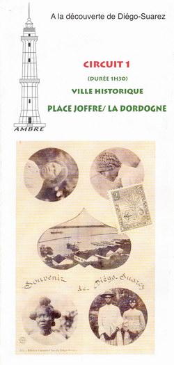 Circuit 1: Ville Historique: Place Joffre / La Dordogne: Durée 1h30: 2?me ?ition