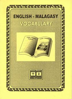 English-Malagasy Vocabulary