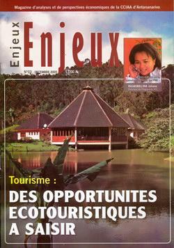 Enjeux: No. 03 - Décembre 2005