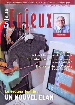 Enjeux: No. 07 - 1er trimestre 2007
