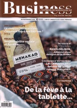 L'Express de Madagascar Business: No 23; mars 2017