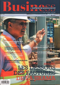 L'Express de Madagascar Business: No 26; avril 2018