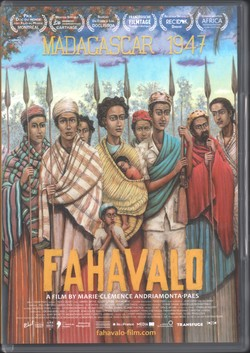 Fahavalo: Madagascar 1947: a film by Marie-Clémence Andriamonta-Paes