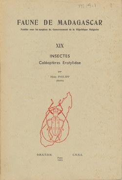 Faune de Madagascar: XIX: Insectes: Coléoptères, Erotylidae