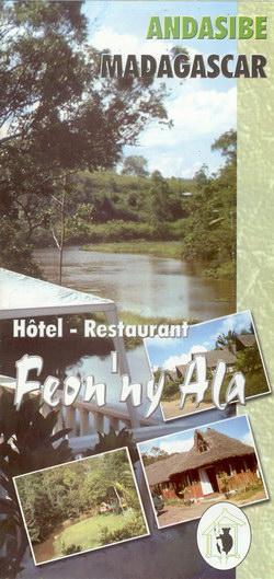 Hôtel-Restaurant Feon'ny Ala: Andasibe, Madagascar
