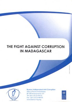 The Fight Against Corruption in Madagascar / La Lutte Contre la Corruption ? Madagascar
