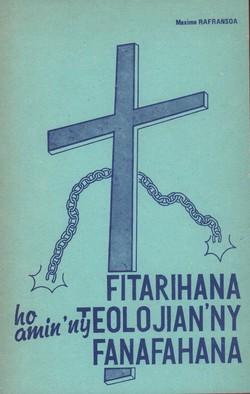 Fitarihana ho amin'ny Teolojian'ny Fanafahana
