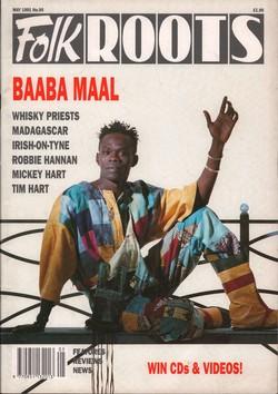 Folk Roots: May 1991; No. 95