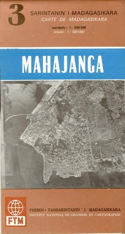 Sarintanan'i Madagasikara / Carte de Madagasikara: Mahajanga: No. 3
