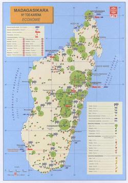 Madagasikara: Ny Toe-Karena: Economie