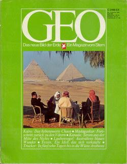 GEO: Das neue Bild der Erde: Nr. 1, Januar 1979