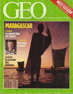GEO: Un nouveau monde: la Terre: No. 117, Novembre 1988