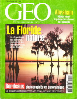 GEO: Un nouveau monde: la Terre: No. 216, Février 1997