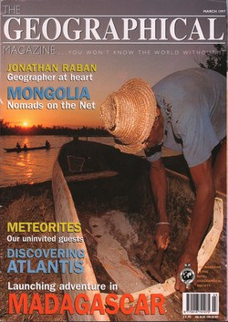 The Geographical Magazine: March 1997
