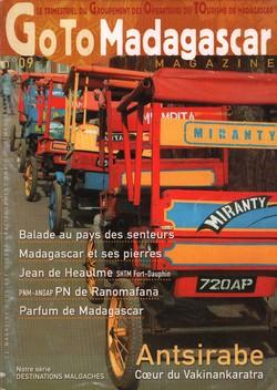 Goto Madagascar Magazine: No. 9: mai 2005: Antsirabe: Cœur du Vakinankaratra