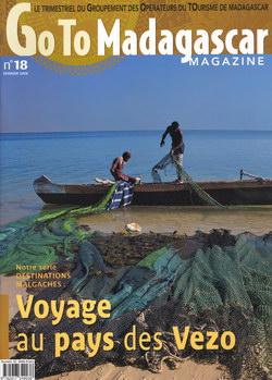 Goto Madagascar Magazine: No. 18: Fevrier 2008: Voyage au Pays des Vezo